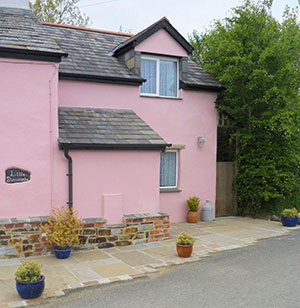Holiday Cottage, North Cornwall